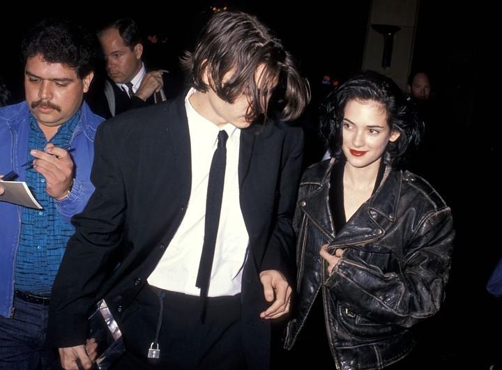 Winona Ryder en sept looks iconiques