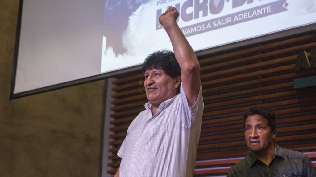Leftists Are Dunking on the CIA After a Socialist Victory in Bolivia