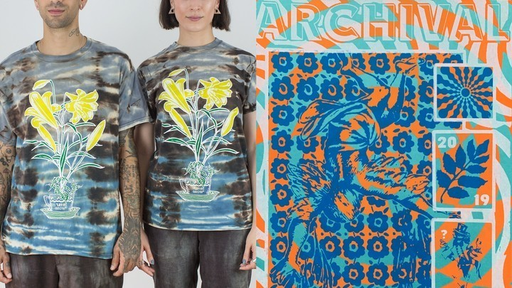 Meet the artist behind these cult T-shirts and zines