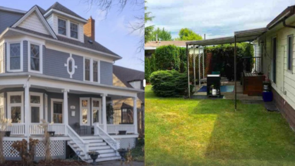 Here's What Kind of House $500,000 Gets You Across Canada