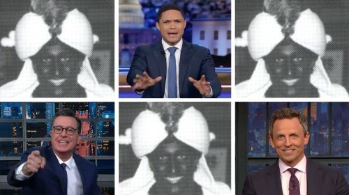 The Best Late-Night Jokes About Justin Trudeau's Blackface Scandal