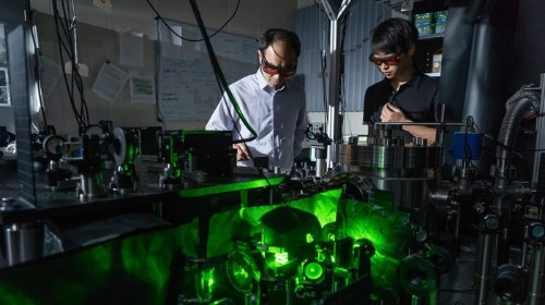 Scientists Made the Fastest Spinning Object on Earth to Study 'Nothingness'