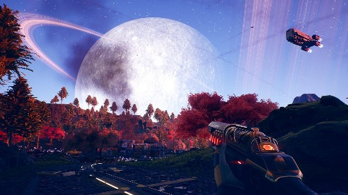'The Outer Worlds' Isn't Revolutionary, It's a Warm Blanket
