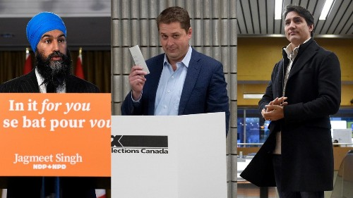 The Most Important Numbers Hidden in the Canadian Election Results