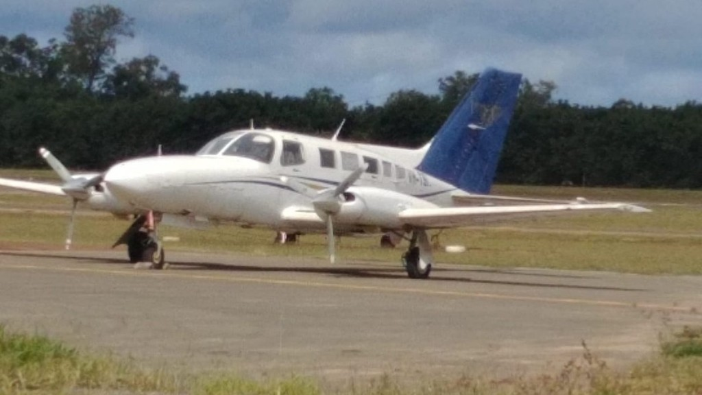 A Plane Carrying 500kg of Cocaine Crashed on its Way to Australia Last Week