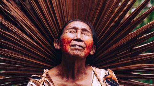 Ces photos célèbrent la force et l'endurance des femmes autochtones
