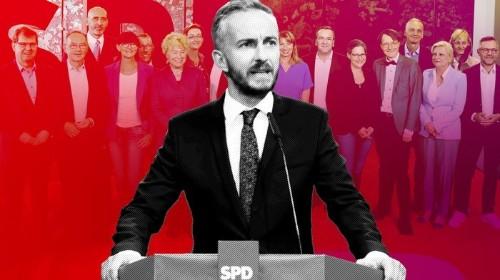 Jan Böhmermann ist der erste Verlierer bei der Wahl um den SPD-Vorsitz