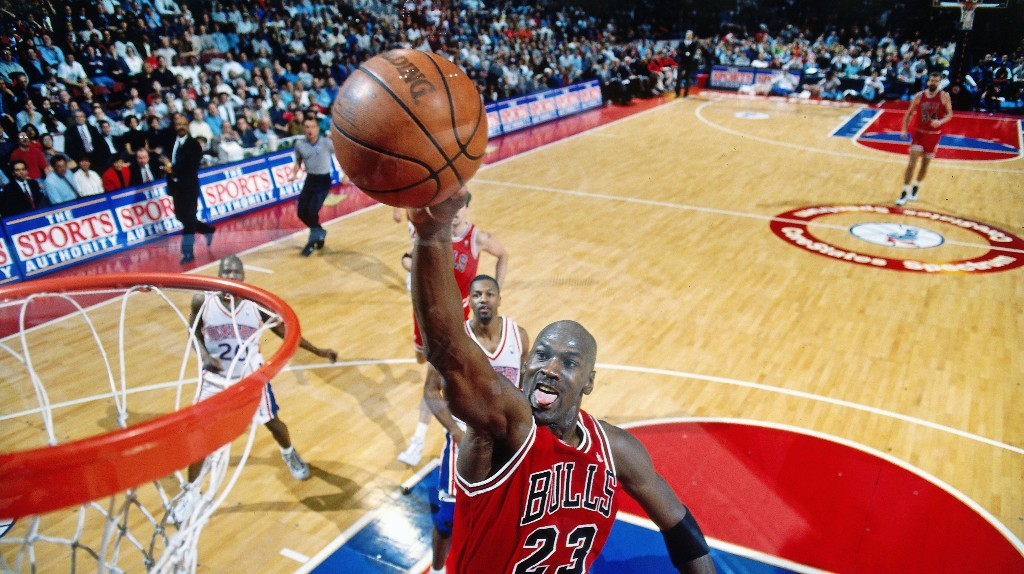 ESPN and Michael Jordan Run the Longest-Ever Michael Jordan Ads