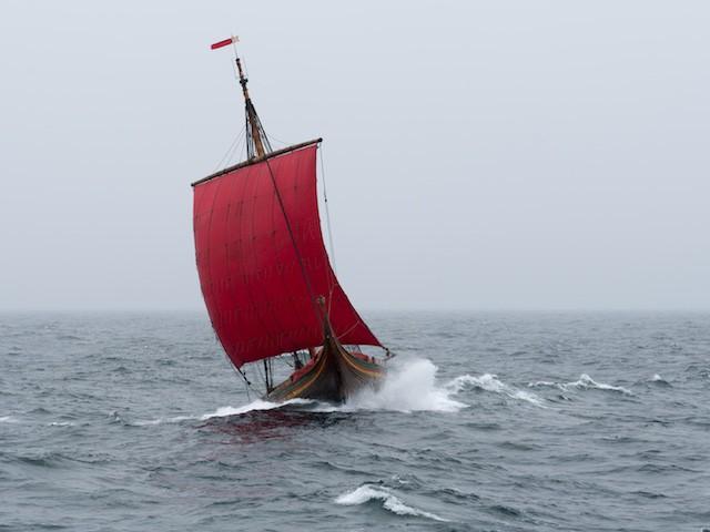 Older Sailboats - Magazine cover
