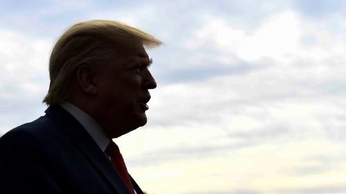 Trump Had a Terrible, Horrible, No Good, Very Bad Impeachment Week