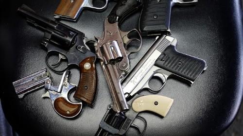 The Leftist Argument Against Gun Control