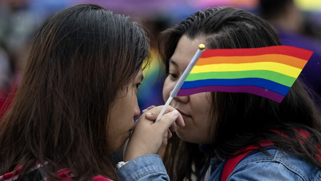 Pope's Support for Same-Sex Civil Unions Jolts Efforts for Change in Philippines