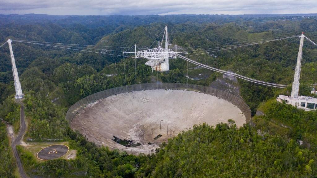 L'un des plus célèbres télescopes du monde va être détruit