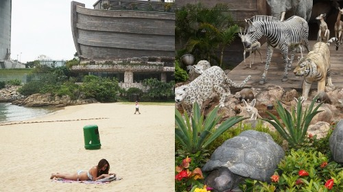 Hong Kong's Creationist Theme Park Is Somehow Worse Than It Sounds