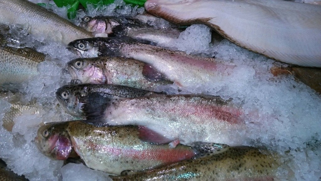 Chinese Authorities Are Detecting Coronavirus on Frozen Seafood