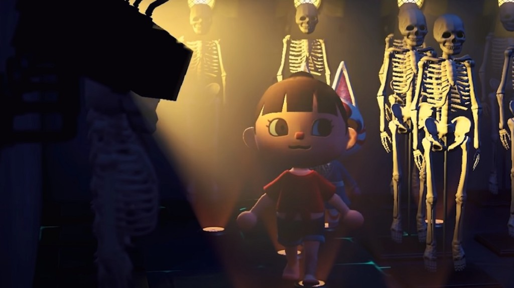 With Enough Effort, You Can Apparently Make a Horror Movie in 'Animal Crossing'