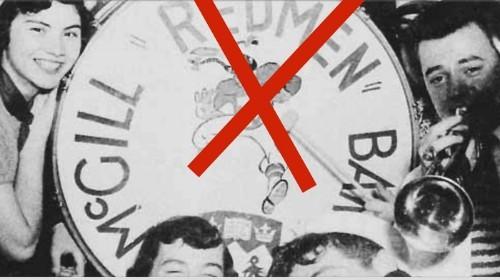 McGill abandonne le nom Redmen