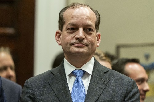 Alex Acosta Is Getting Ratioed Hard for his Tweet About the Epstein Sex Abuse Case - VICE