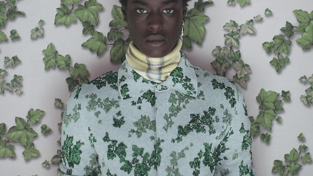 Kim Jones discusses his collaboration with Amoako Boafo for Dior SS21