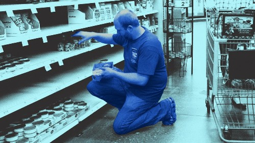 Angry Customers and Empty Shelves: My Life at Kroger During Coronavirus