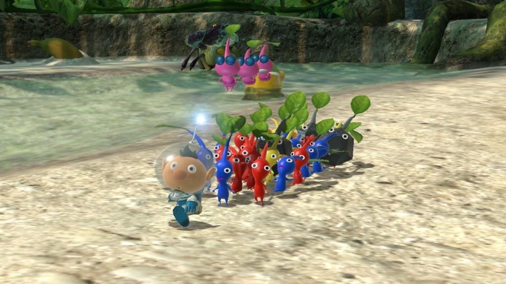 Nintendo Announces 'Pikmin 3' on Switch, Then Deletes Cheaper Wii U Version
