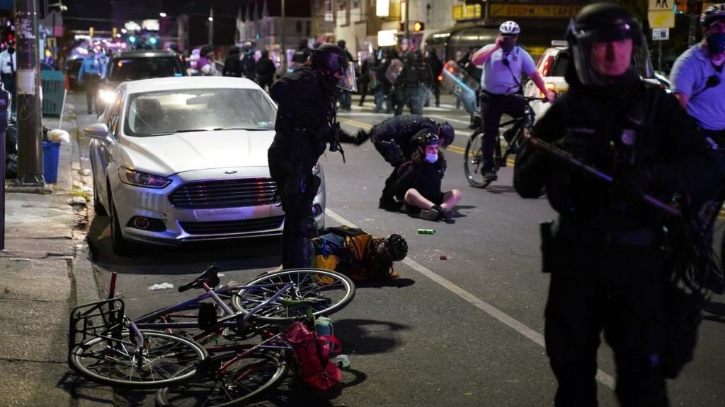 Cops Took a Toddler From a Car Then Said He Got Lost During Philly 'Riots'