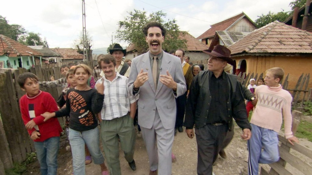 Borat: Kazakhstan Adopts 'Very Nice' As Official Slogan