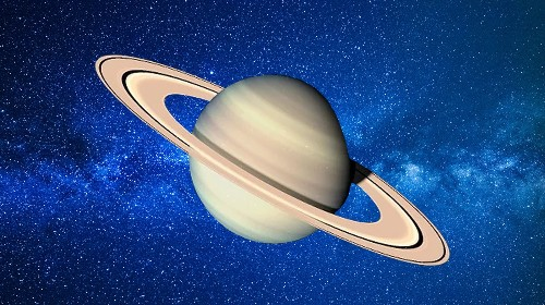 Your Astrological Guide to Saturn In Your Birth Chart