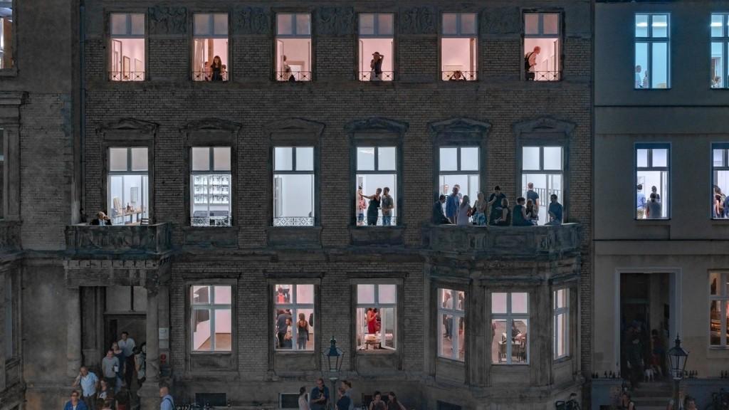 Berlin, Alone at Night