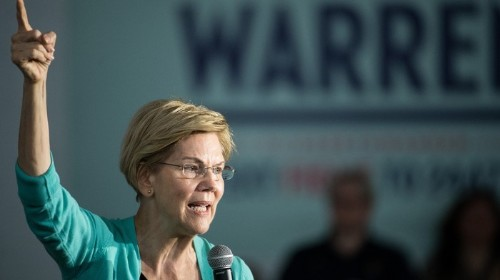 Elizabeth Warren Asked Native American Leaders for Forgiveness. Here's How That Went.