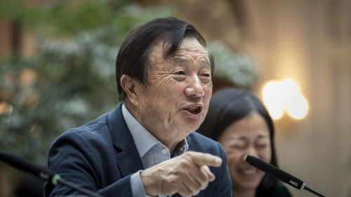 "Huawei founder warns Trump you cannot ""crush us"" because we are ""more advanced"""