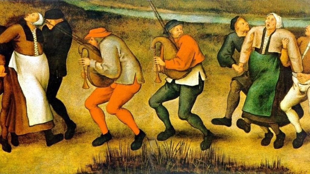 Baile de San Vito: ¿el primer rave de la historia o una pandemia europea?