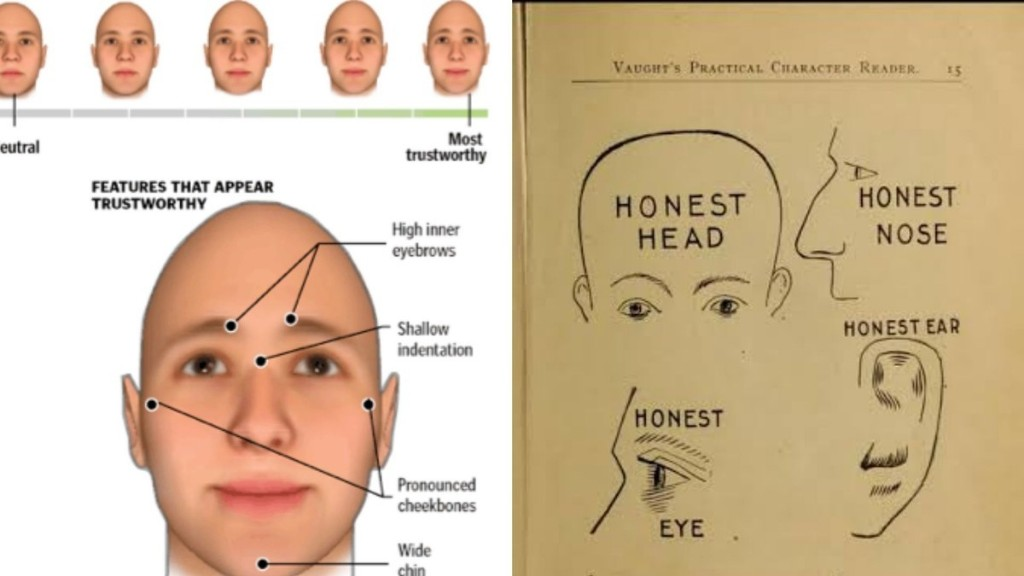 An AI Paper Published in a Major Journal Dabbles in Phrenology