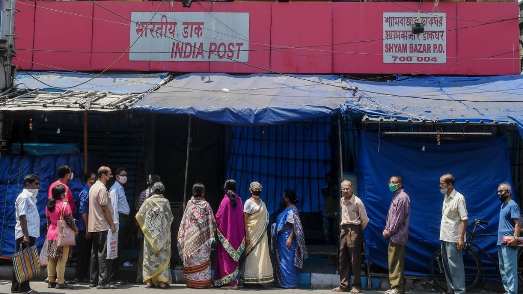 How India Post Delivered During One of the World's Harshest Lockdowns