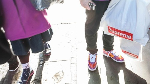Why Are So Many People Obsessed with Supreme?