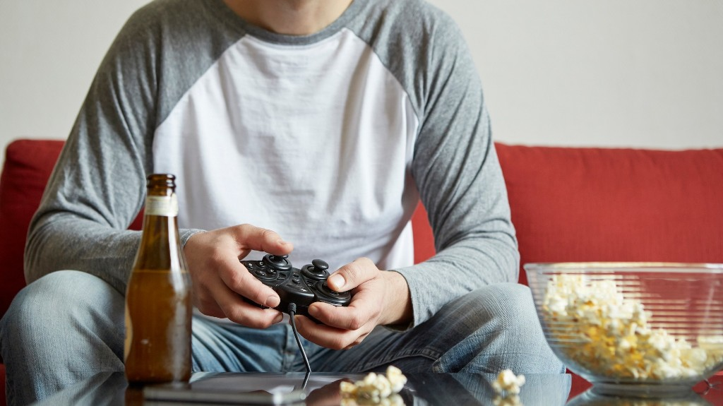 What It's Like When Gaming Helps You Get Sober