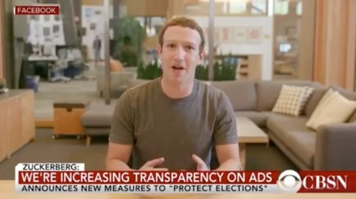 This Deepfake of Mark Zuckerberg Tests Facebook's Fake Video Policies - VICE