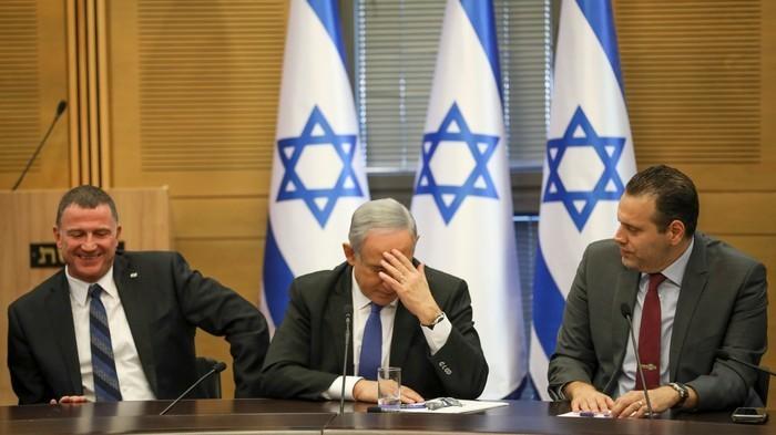 Israel-Palestine - cover