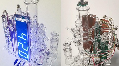 These Bongs Are High Art in More Than One Way