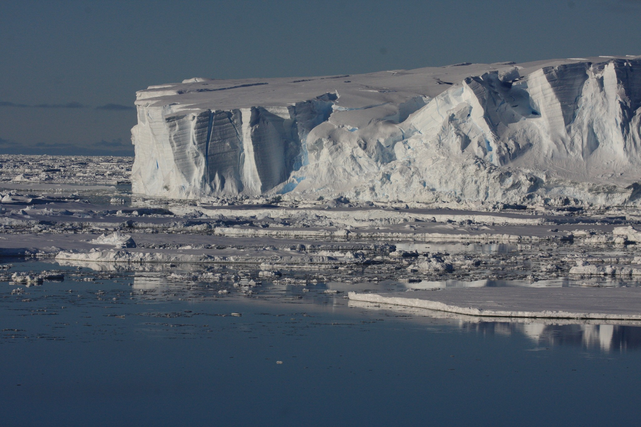 This Melting Glacier in Antarctica Could Raise Sea Levels By 11 Feet
