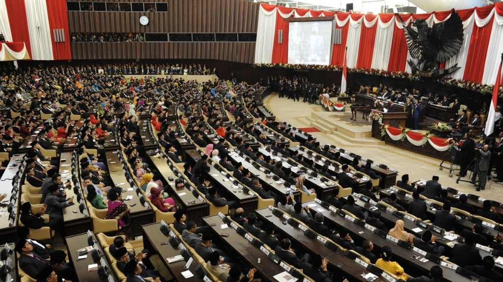VICE - Indonesia's House of Representatives Dropped an Anti-Sexual Violence Bill