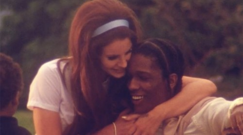 Lana Del Rey Drops Two New Songs Featuring A$AP Rocky