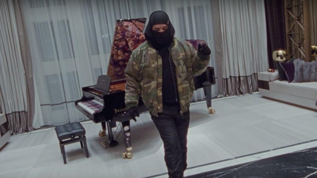 Le manoir de Drake est un monument de tristesse