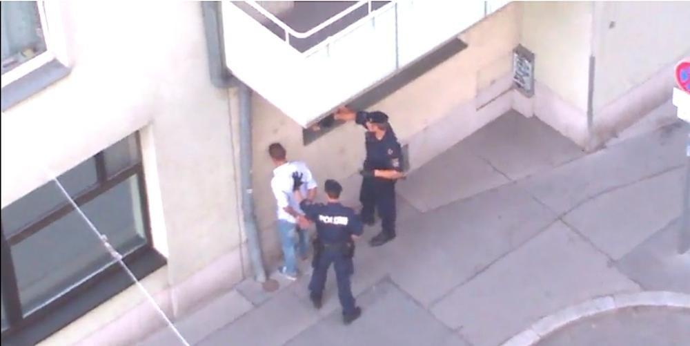 Police Vs. People - cover