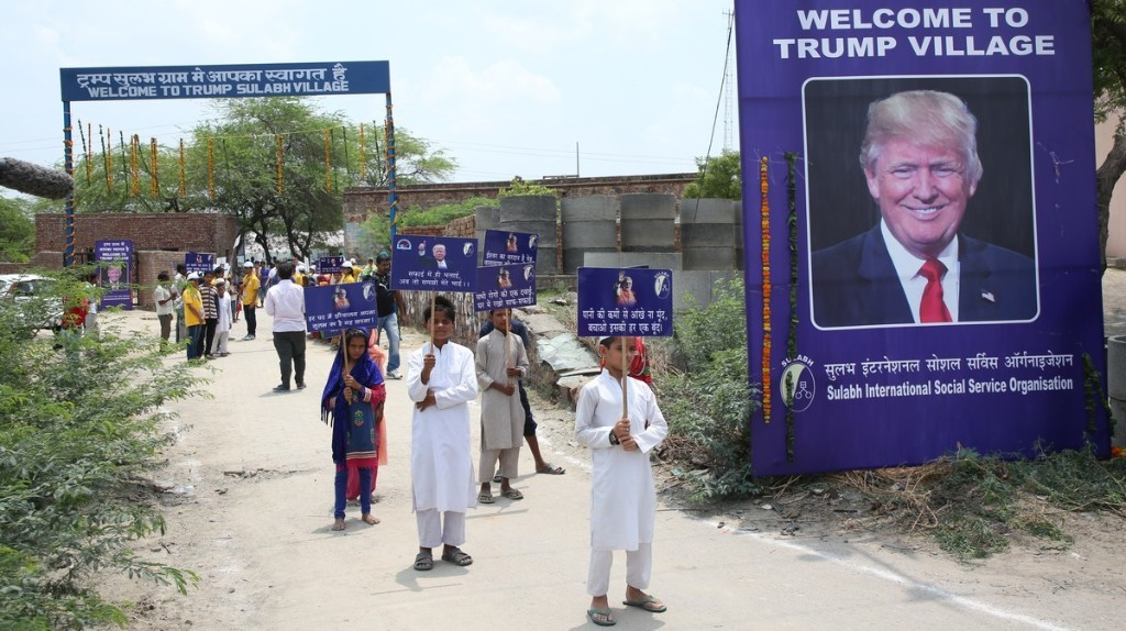 'Trump Village' in India Predicts Result of 2020 Presidential Race