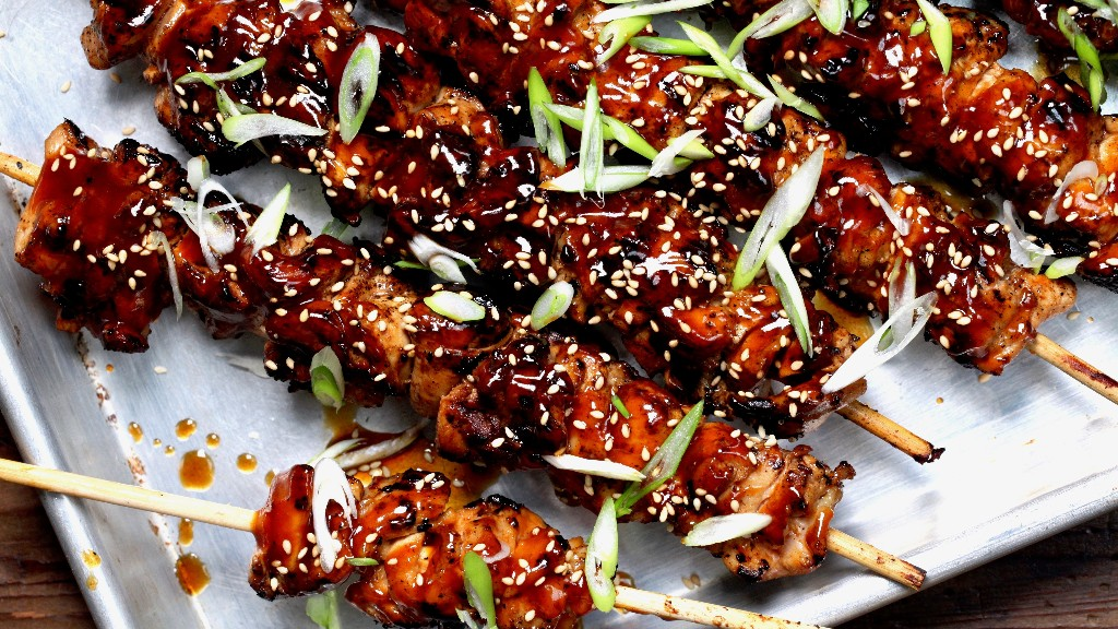 11 Recipes for MEAT ON A STICK