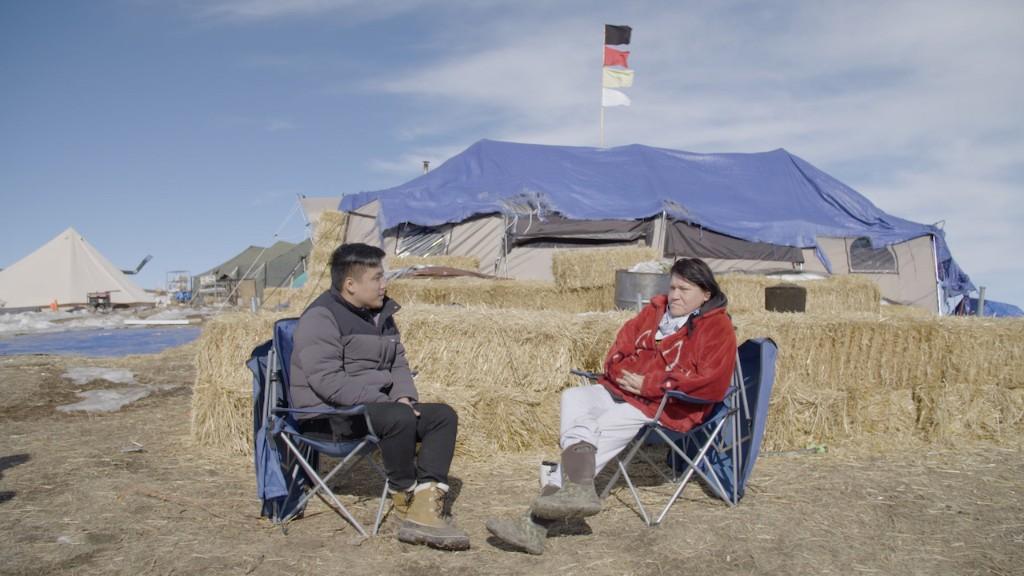Watson-Dakota Access Pipelines - Magazine cover