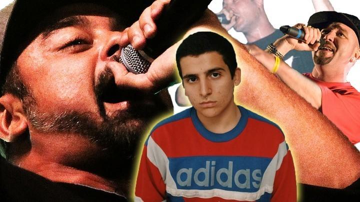 Puse a mi hermano de 17 años a escuchar rap español de los 2000
