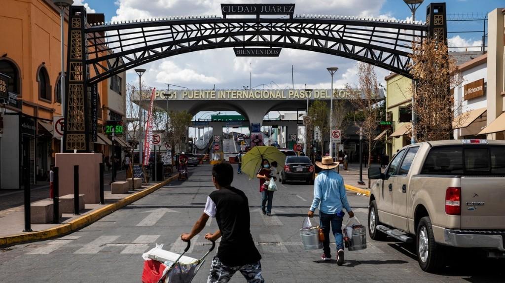 El COVID aumenta en México y los ciudadanos estadounidenses podrían ser los culpables