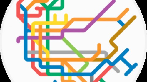 Artist Creates Simple, Beautiful Subway Maps for 100 Different Cities